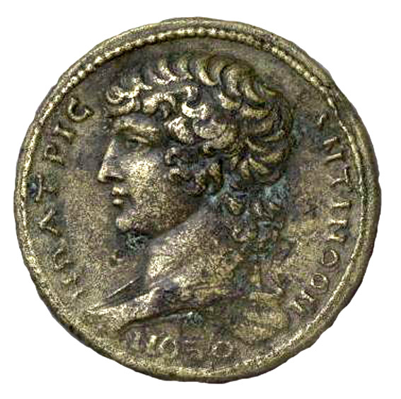 Image result for antinous coin